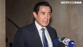 北檢針對三中案傳喚被告前總統馬英九出庭。 圖/記者林敬旻攝