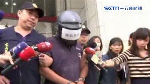 酒後持工具鉗殺友的周慶華昨被依殺人罪嫌送辦