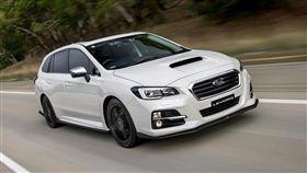 Subaru繼Legacy Wagon之後,打造新生代的旅行車Levorg並創下銷售佳績。(圖/Subaru提供)