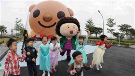 週末,高雄,OPEN!大氣球遊行,大型氣球,親子,大氣球