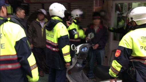 台北,亂丟垃圾,強制,妨害公務