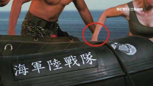 國軍猛男+期貨美女月曆!大胸肌長腿吸睛