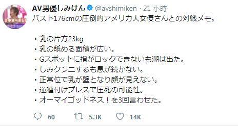 清水健/twitter