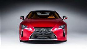 ▲Lexus發表旗艦跑車LC500,當時很多人都認為這輛車應該能視為LFA的後繼車。(圖/翻攝Lexus官網)