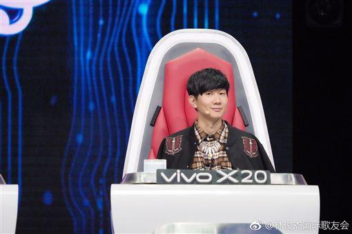 林俊傑,夢想的聲音2(圖/翻攝自微博)