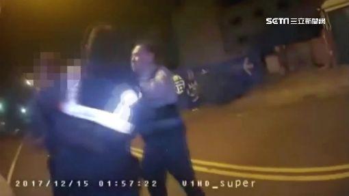 前妻酒駕惹毛他 失控男奪警槍嗆「呼伊死」