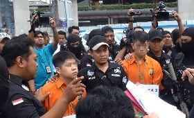 走私1公噸毒品至印尼 台嫌重建犯罪現