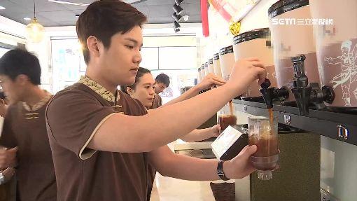 強!麥克風少年轉戰茶飲 店月收衝兩百萬