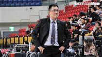 SBL台銀總教練韋陳明(圖/記者劉家維攝)
