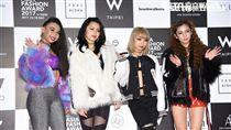 CL.小室哲哉.miwa等韓日台藝人名模出席ASIA FASHION AWARD時尚派對