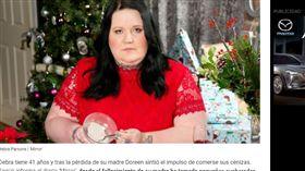英國,過世,母親,骨灰,聖誕節,口感 http://www.lasexta.com/noticias/sociedad/mujer-decide-esparcir-cenizas-madre-cena-navidad-comerselas-quiero-sentirme-mas-cerca-posible-ella_201712165a35a2d00cf2b23490490f2c.html