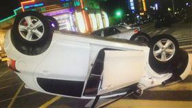 台中車禍(圖/翻攝畫面)
