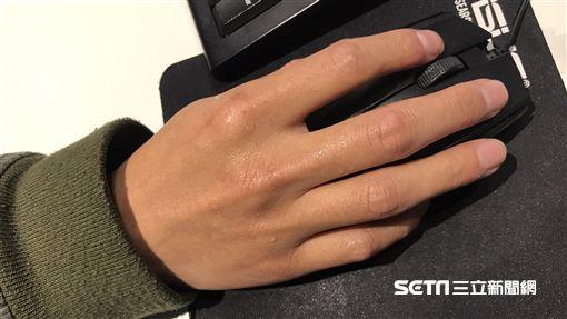 手指、滑鼠、打電動