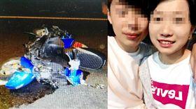 新竹,酒駕,七次,少女,撞死,龍姓少年/翻攝自當事人臉書、資料照