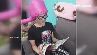 恐怖護髮帽1200