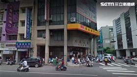 台中豐原彰化銀行月前有搶匪闖入企圖行搶。翻攝google map
