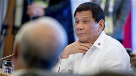 菲律賓總統杜特蒂/(圖/美聯社/達志影像)