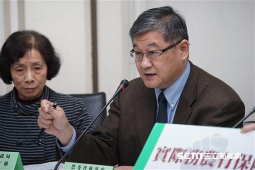 農委會輔導處處長朱建偉 圖/記者林敬旻攝