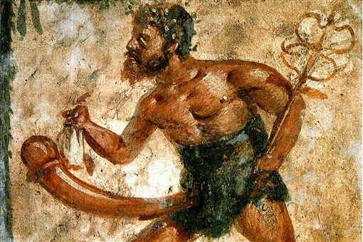 普里阿普斯,他的名字是「陰莖異常勃起(Priapism)」一詞的詞源。(翻攝自/維基百科)