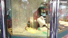 台東搶50萬金觀音逃逸、台東銀樓遭搶