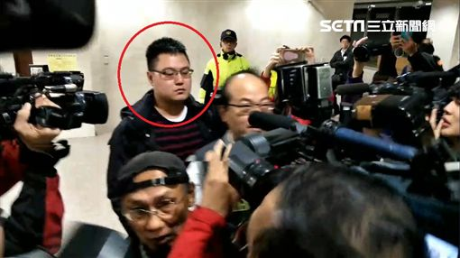 新黨新聞秘書陳斯俊
