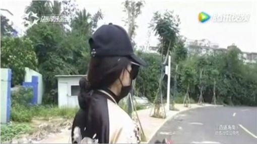 受害女子(圖/翻攝自騰訊)