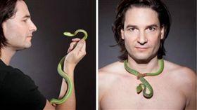 美國,蛇毒,血清,注射,抗體,免疫力(The Sun)https://www.thesun.co.uk/living/2983073/steve-ludwin-snake-venom-antivenom/