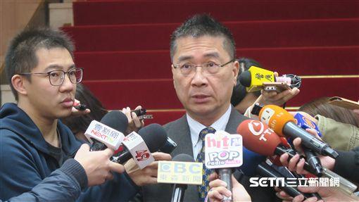 行政院發言人徐國勇。(圖/記者盧素梅攝)