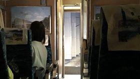 火車,莒光號,車頭,車身,南迴,電氣化,柴油機車頭 (圖/翻攝自爆廢公社)