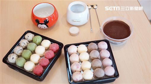 迪士尼,限量,巧克力鍋,TSUM TSUM,哈根達斯,Häagen-Dazs,麻糬冰淇淋