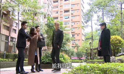 一家人,安伯政,柯素雲,馬如龍(圖/翻攝自三立台灣台)