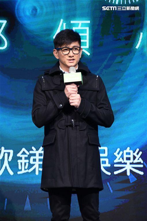 吳奇隆.李國毅.謝欣穎.謝坤達等藝人出席新娛樂平台自製戲劇啟動儀式