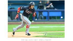 ▲韓火鷹外野手李容圭遭到減薪5億韓圜改寫韓國職棒紀錄。(資料照/截自韓國媒體)