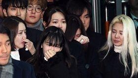 鐘鉉,少女時代/翻攝自韓網