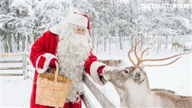 耶誕節,聖誕節,聖誕老公公,芬蘭聖誕老公公,Finnish Santa。(圖/台北福華大飯店提供)