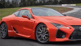 瞄準超跑市場! Lexus推新款平民戰神