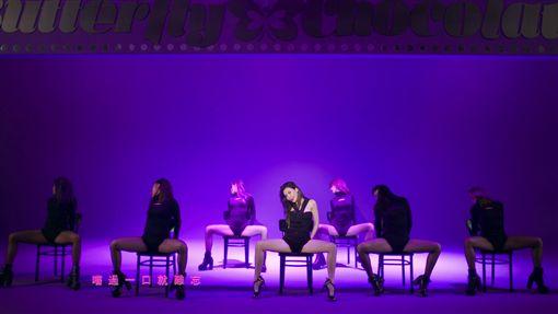 愷樂,黑蝴蝶,Chocolate,椅子舞,羅志祥,娛樂星聞