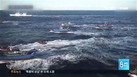 中韓海上衝突! 韓警連開249槍驅陸漁船