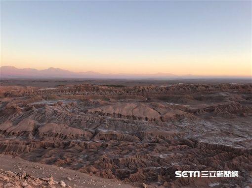 Valle de la Luna – 智利  聖卡塔利娜。(圖/TripAdvisor提供)