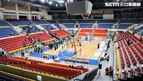 SBL台啤主題週,和平籃球館,球場(圖/記者劉家維攝)