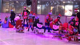 中國信託舉辦「耶誕童話冒險」活動