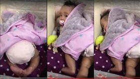 嬰兒賴床(爆廢公社)