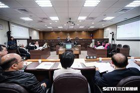 台北地方法院國民參與審判第一次準備期日。 圖/記者林敬旻攝