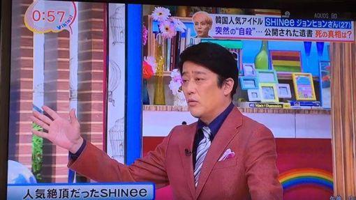 鐘鉉,日本節目,主持人坂上忍,森泉(翻攝自YouTube)