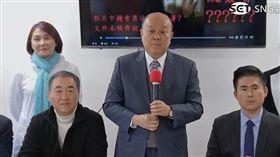 王炳忠事件,新黨記者會