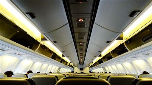 飛機,機位,機艙, 圖/翻攝自Pixabay