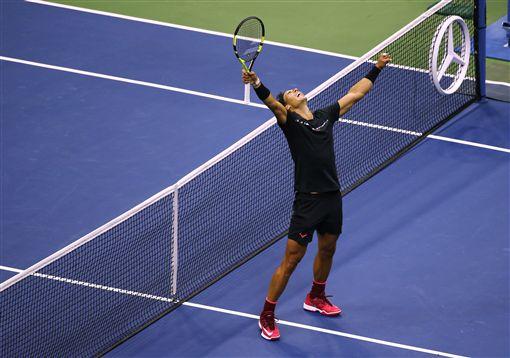 Rafael Nadal奪美網冠軍(ap)