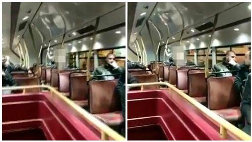英國倫敦,公車,車震,做愛,活春宮