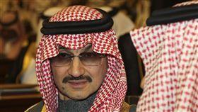 沙烏地阿拉伯,阿瓦里德親王,Prince Alwaleed bin Talal 圖/美聯社/達志影像