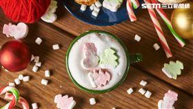 咖啡,超商,氣溫,聖誕節,棉花糖雪人咖啡,打卡,OK超商